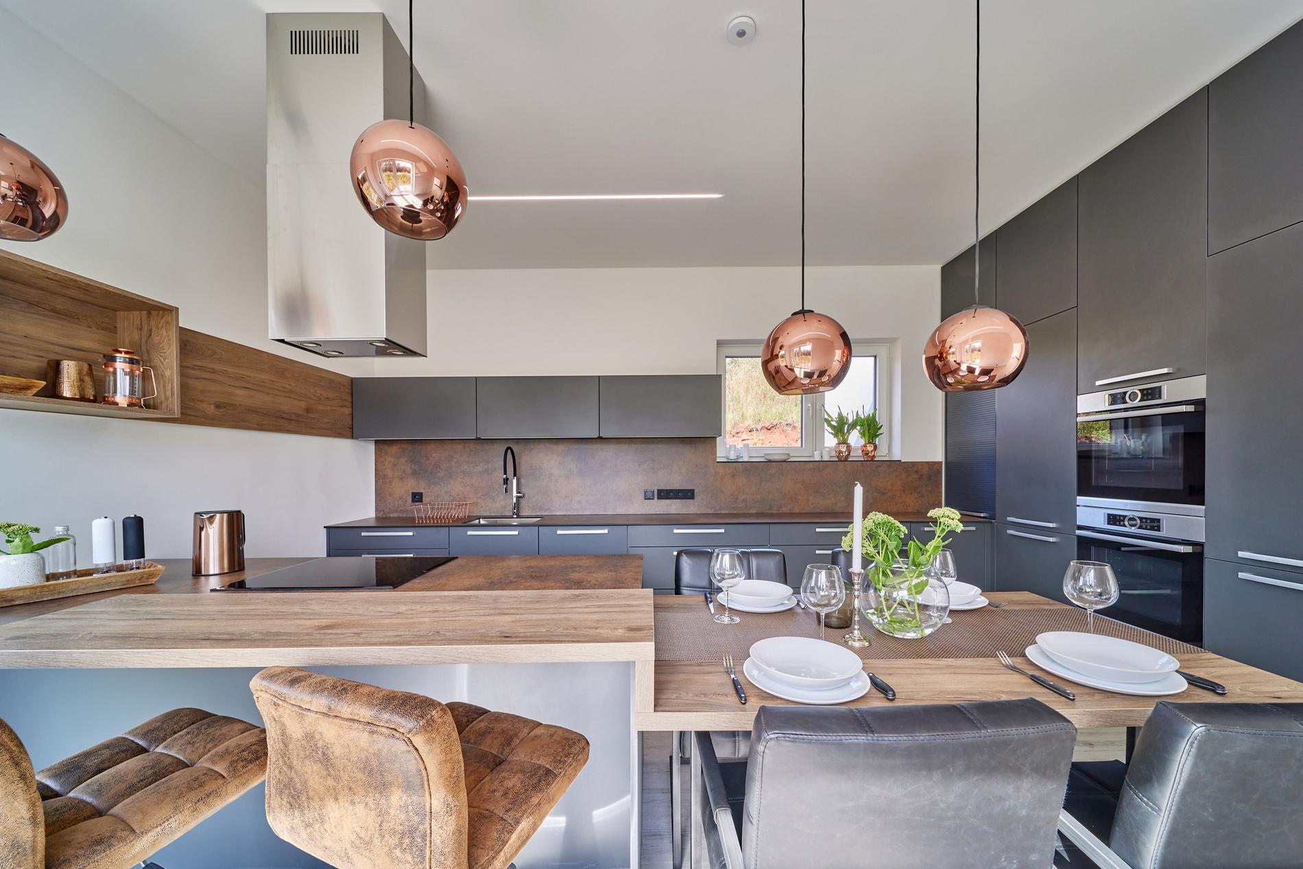 Kuchyň Trutnov, návrh kuchyně